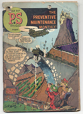 8/1972 PS The Preventive Maintenance Monthly Magazine