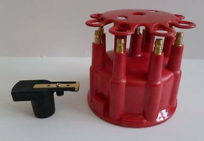 RED Ready-To-Run/Pro Billet Replacement Distributor Cap & Rotor Top Street Perf.