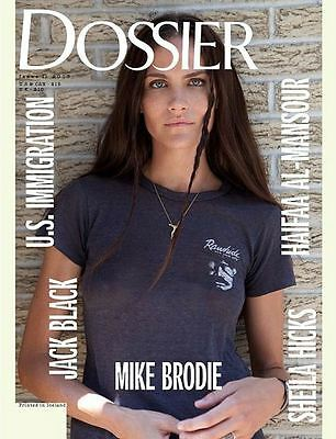 DOSSIER #12 MISSY RAYDER Codie Young LOTTIE HAYES Jack Black KATE GOODLING @NEW@