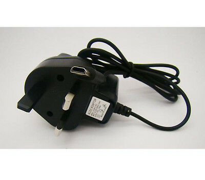 Uk Mains Charger Adapter Power Supply Plug For Nintendo Ds Lite Nds Ndsl Dsl