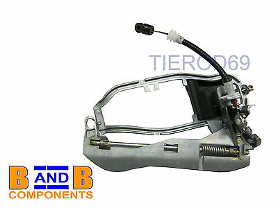 Bmw X5 E53 Inner Carrier Front Outer Door Handle Housing 51218243615 Left  A245