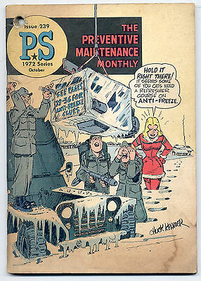 10/1972 PS The Preventive Maintenance Monthly Magazine