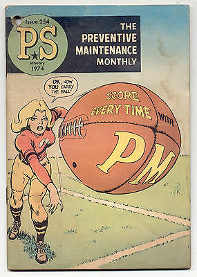 1/1974 PS The Preventive Maintenance Monthly Magazine