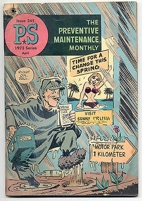 4/1973 PS The Preventive Maintenance Monthly Magazine