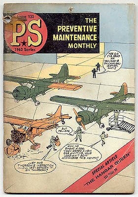 1963 Series PS The Preventive Maintenance Monthly Magazine Issue 122