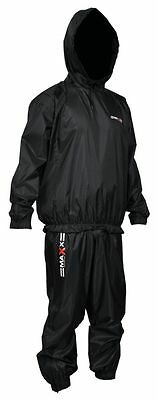 New DUTY SAUNA SUIT SWEAT TRACKSUIT FITNESS BOXING WEIGHT LOSS SLIMMING