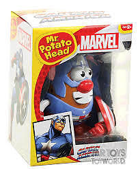 Mr Potato Head - Captain America