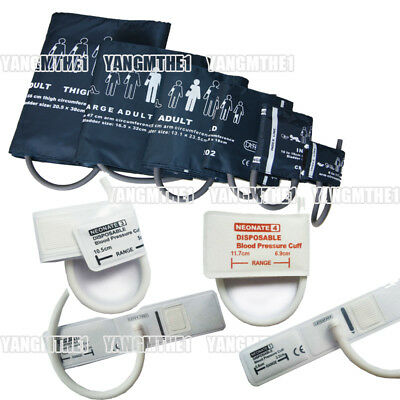 Blood Pressure CUFF for Patient Monitor Adult /Child /Infant/Neonatal/Veterinary
