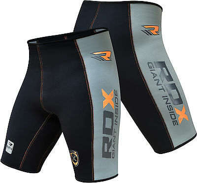RDX Mens Compression Shorts Skin Tight Fit Gym Running Base Layer Sports Footy