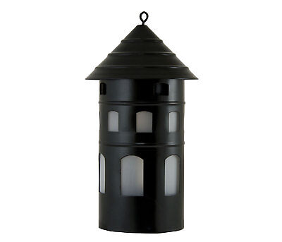 Wasp Trap in Black for peaceful outside dining by Wildlife Garden