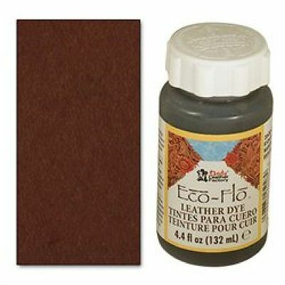Eco-Flo Leather Dye 4.4 oz (132 mL) Java Brown 2600-04 Tandy Leather