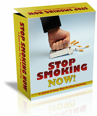 Learn to STOP SMOKING FOREVER tips and guide eBook-PDF file