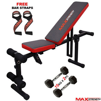 Fly Bench Abs Chest Dumbbell Weight Fitness Exercise Gym Workout Press Benches