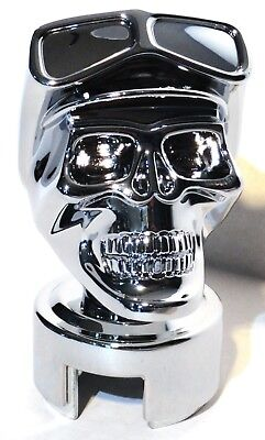 gear shift knob kit skull biker for Kenworth Peterbilt Freightliner 13/18