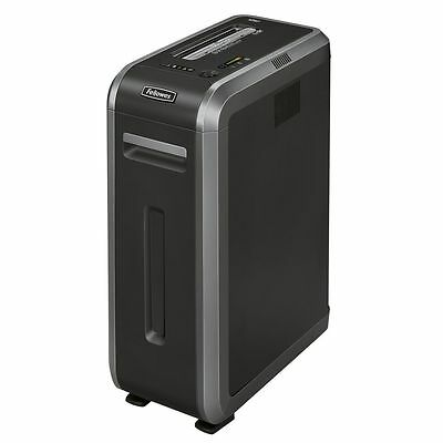 Fellowes 125i Strip-Cut Office Business Shredder