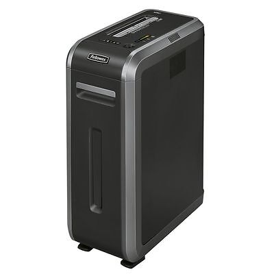 Fellowes 125i Strip Cut Office Shredder - SHRFELSB125I