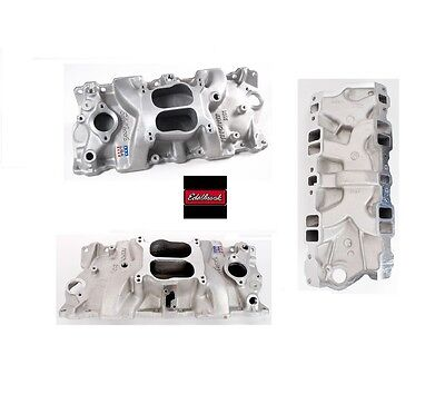 ED2101  Edelbrock Performer Intake Manifold fits Chev Small Block 283 302 350