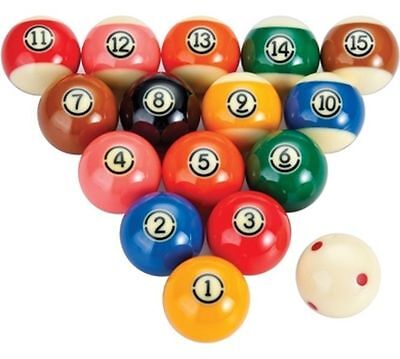Super Aramith Pro Cup TV Tournament Pool Ball Set - SHIPS FAST!