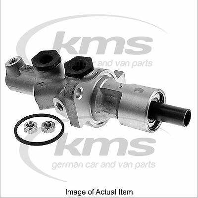 BRAKE MASTER CYLINDER Mercedes Benz 200 Series Coupe 230CE C124 2.3L - 136 BHP T