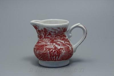 Milchkännchen H 9 cm Broadhurst The Constable Series Red Rot
