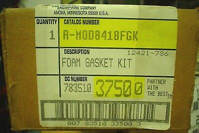 NIB Hoffman foam gasket kit A-MOD8418FGK - 60 day warranty