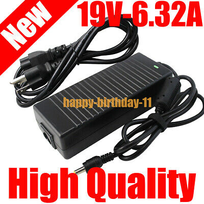 DC 19V 6.32A 120W Laptop Charger Adapter ADP-120ZB BB Universal for ASUS TOSHIBA