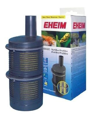 Eheim External Canister Fish Tank Pre-Filter 4004320 Easyclick Intake Traps Dirt