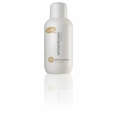 Whitetobrown 10 Percent DHA Self Tan Spray Solution 250ml