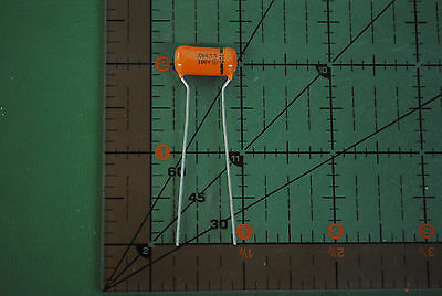 SPRAGUE CAPACITOR Orange Drop .068uf 100v 5% 225P68351WD3 .068mfd AUDIO 4pcs