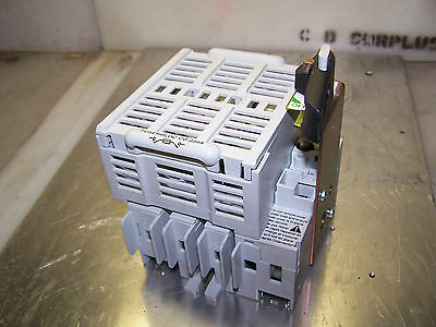 Ferraz Shawmut Fusible Disconnect Switch Fusible 30A J Class Fbj30Cdt