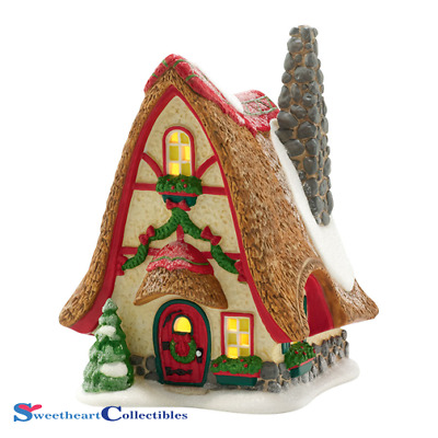 Department 56 North Pole Village 4036547 Tinker's Tiny Home 2014