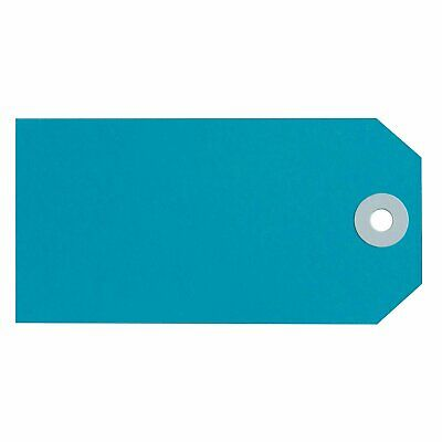 Avery Blue Manilla Shipping Tags 160x80mm Size 8 1000/Pack - 18120