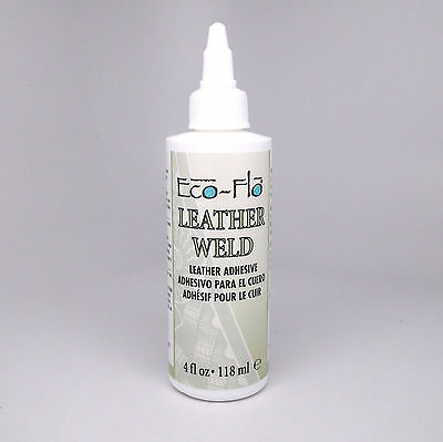 Eco-Flo Leather Weld Cement 4 oz (118 mL) 2655-01 Tandy Leather
