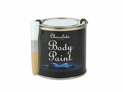sex y chocolate body paint tin adult toys edible underwear gift