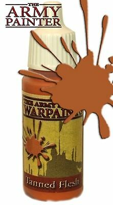 Army Painter Warpaints Tanned Flesh   WP1127