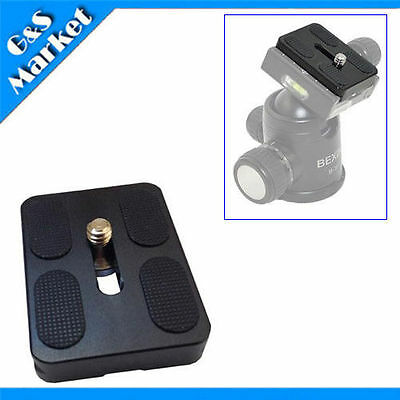 PU-50 Quick Release Plate For Universal digital cameras