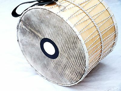 "21 ""  Percussion    Davul Dhol Tupan Drum  Animal Skin New !!!!!"