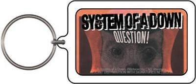 Keychain - System Of A Down - Logo - LICENSED NEW