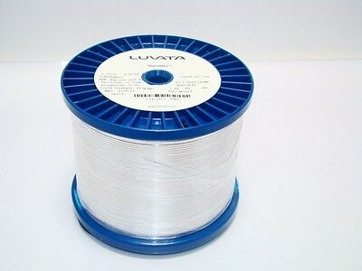 5500' Photovoltaic Solar Panel Tabbing Wire 12 lbs Flat Sunwire 1.5x0.2mm (E30)