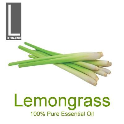Lemongrass 100% Pure Essential Oil 50Ml Aromatherapy Grade