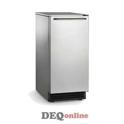 Scotsman CU50GA-1A Undercounter Ice Maker w/ Bin (50 lbs a day) Gourmet Ice