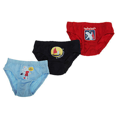 Boys IgglePiggle In the Night Garden 3 Pack Boys Briefs Pants Age 18-24 Months