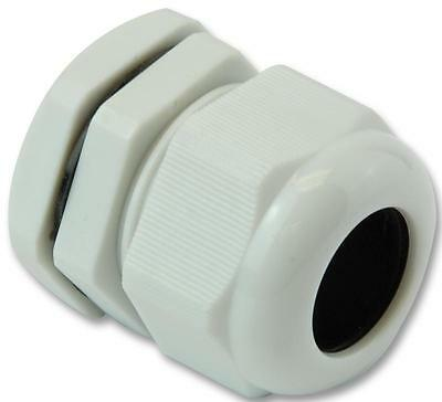 M25Grey1 - M25 Cable Gland Grey - Pro Power