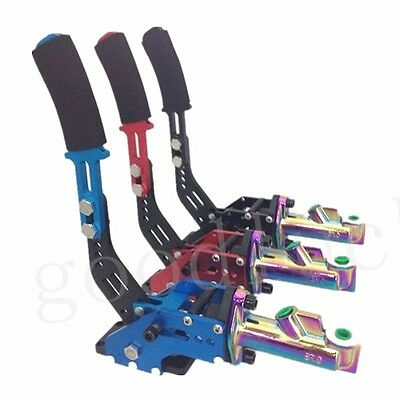 Hydraulic Drift E-Brake Racing Handbrake Lever Vertical Black/Red/Blue to Choose