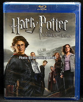 Blu Ray DVD Harry Potter and the Goblet of Fire  New Factory Sealed
