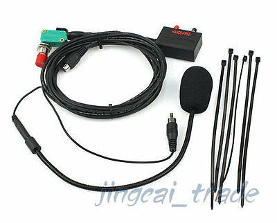 Hot! Hands-free Microphone for Yaesu FT-1802 FT-1902 FT-7900R FT-8900R Car Radio