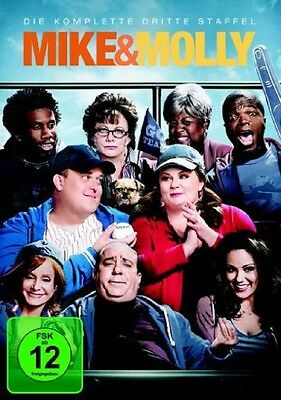 Mike & Molly - Season/Staffel 3 * NEU OVP * 3 DVD Box * (and,und)