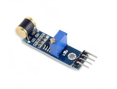 DC3-5V LM393 801S Vibration Sensor Module Analog Output Adjustable Sensitivity