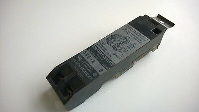 AB Allen-Bradley Auxiliary Contact 595-A Series B Size 0-5