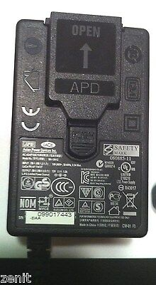 Original Lacie WA-18H12 by APD AC Adapter / Charger with US Wall Plug / B7